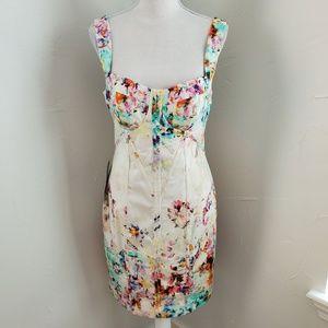 NWT Bebe Sweetheart Dress sz 10 & 12